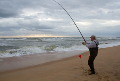 Fishing At Buxton Nc And On Hatteras Island